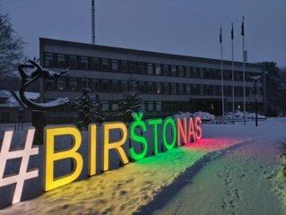 Birštonas kartu su Lietuva paminėjo Laisvės gynėjų dienos trisdešimtmetį