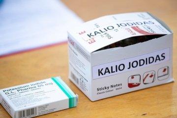 Kalio jodido tablečių dalijimas vilniečiams pratęstas iki sausio 31 d.