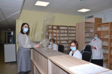 Moderni Naujosios Akmenės poliklinika priima pacientus