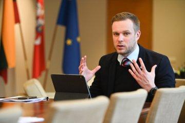 Baltijos šalys ragina ES imtis griežtų priemonių, jei Rusija nepaleistų A. Navalno