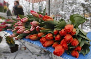 Gėlių salonų savininkai: gelbsti internetinė prekyba, tačiau nusivylimą kelia nesąžininga konkurencija