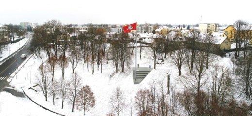 Tauragėje iškils Lietuvos istorinė vėliava