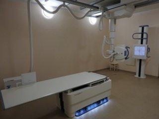 Ignalinos rajono ligoninėje – modernus rentgeno aparatas