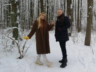 """Laura Remeikienė ir grupės """"Vairas"""" vokalistas Rolandas Janušas dovanoja dar vieną duetą – dainą """"Jausmų žiema"""""""