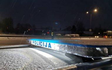 Tris žmones sausį pražudžiusią avariją Kauno rajone sukėlęs vairuotojas buvo neblaivus