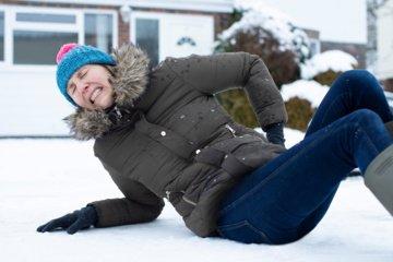 Žiemos traumos artėjant pavasariui darosi dar pavojingesnės