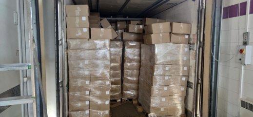 Kybartų muitininkai sulaikė 1,5 mln. eurų vertės kontrabandą