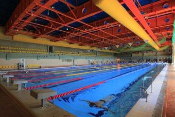 Sportininkų treniruotės Alytaus baseine – jau kitą savaitę