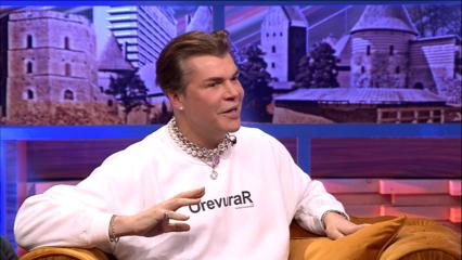 Juozas Statkevičius vėl prakalbo apie anksčiau iškritikuotą grožio specialistę: kokia šukuosena!