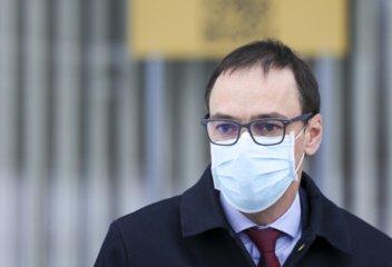 Sveikatos apsaugos ministras atleidžia NVSC vadovą R. Petraitį