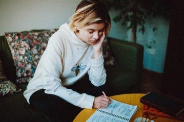 Kūrybinis rašymas padeda pasijusti išgirstam
