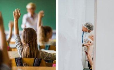 Marijampolėje: didėjančios pasiskiepijusių senjorų gretos ir gausėjantis į klases grįžtančių pradinukų būrys