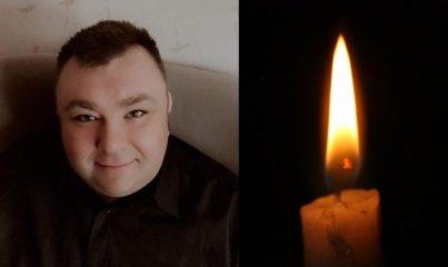 Pranešama apie atlikėjo Eugenijaus Ostapenko mirtį