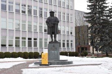 Jonavos moksleiviai apdovanoti už laiškus A. Kulviečiui