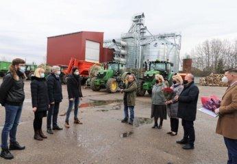 Didžiausią pažangą padariusiems Kauno rajono ūkininkams – mero padėka