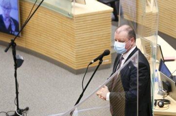 S. Skvernelis po susitikimo su savivaldybių asociacija: tiesioginiai merų rinkimai turi būti įteisinti
