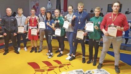 Pasvalyje vyko Lietuvos rajonų bokso čempionatas