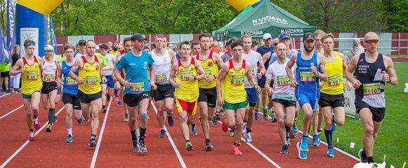"""""""Bėgam už Marijampolę"""" pritraukia ne tik bėgimo, bet ir kitų sporto šakų atstovus"""