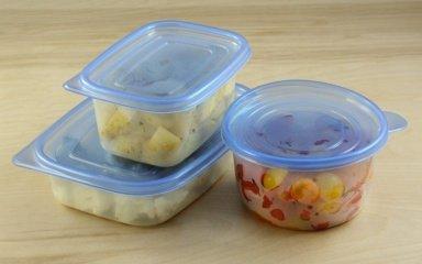 Kur galima panaudoti plastikines dėžes?