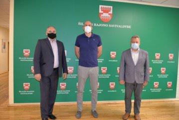 Planuojama Lietuvos galiūnų čempionato etapą organizuoti Šilalėje