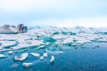 Negrįžtamas klimato šiltėjimas galbūt jau prasidėjo – Arkties ekspedicijos vadovas