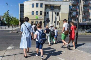 Panevėžyje bus atnaujinamas Ramygalos gatvės šaligatvis