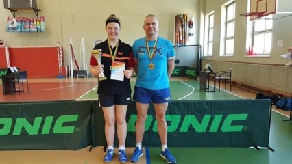 Diana Tabunova – Lietuvos jaunučių čempionė