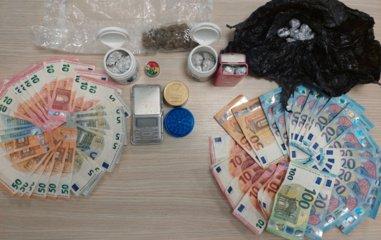 Pareigūnams įkliuvo narkotikų platintojai