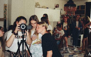 Vienintelės edukacinės filmo kūrimo dirbtuvės Trakų rajone kviečia registruotis tiek jaunimą, tiek suaugusius