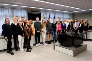 Savo veiklą pradeda naujos kadencijos Kauno rajono mokinių taryba