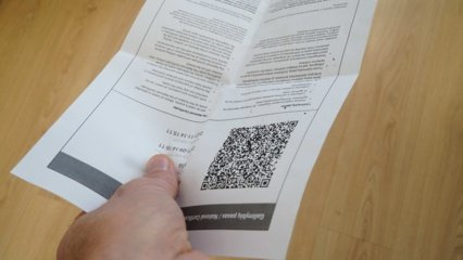 Alytuje vyras prekybos centre pateikė svetimą galimybių pasą