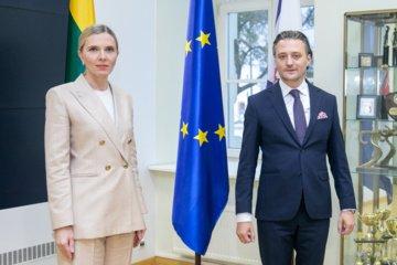 Lietuva ir Lenkija sieks pokyčių ES teisėje sienos apsaugos ir migracijos srityse