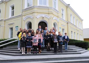 Sėkmingas jaunosios Druskininkų tinklinio kartos pasirodymas Lietuvos vaikų mini tinklinio čempionatuose