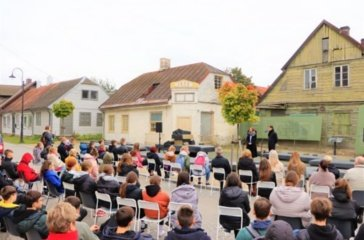 Jurbarke paminėta Lietuvos žydų genocido atminimo diena ir Holokausto 80-osios metinės