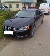 Šalčininkų rajone policijai įkliuvo automobilį girta ir be teisių vairavusi devyniolikmetė
