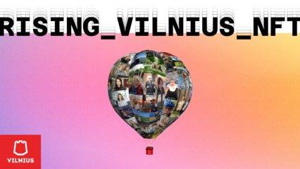 Vilnius Turizmo dienai paminėti sukūrė skaitmeninę 3D skulptūrą