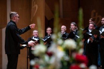 """Chorui """"Polifonija"""" – aukščiausias įvertinimas Tarptautiniame profesionalių chorų konkurse Balstogėje"""