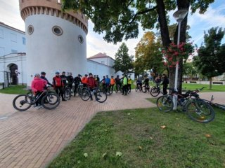 Europos judumo savaitę Tauragėje organizuoti žygiai, mankštos darbo vietoje ir kitos aktyvios veiklos