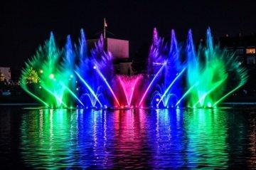 Žiemos sezonui Panevėžys atsisveikina su Senvagės fontanu