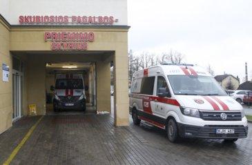 Santaros klinikos: situacija klinikose ir Vilniaus regione negerėja