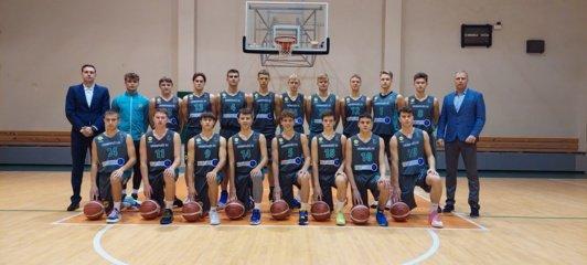 Ukmergiškių jaunių krepšinio komanda startuoja Lietuvos regionų krepšinio lygos B divizione