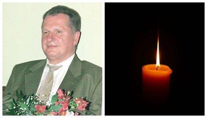 Mirė rašytojas Jonas Mačiukevičius