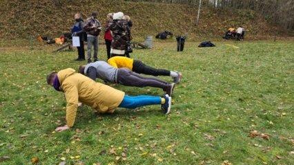 Vilniaus pasienio rinktinėje – išbandymai jaunajai kartai