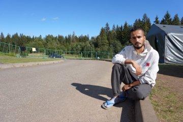 Irakietis Ibrahimas: pabėgau nuo mirties ir šiandien tenoriu gyventi taikoje ir ramybėje