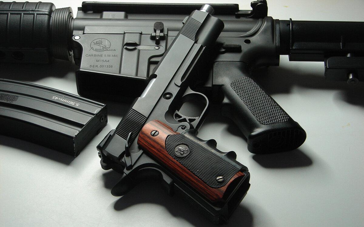 Ginklai ir amunicija