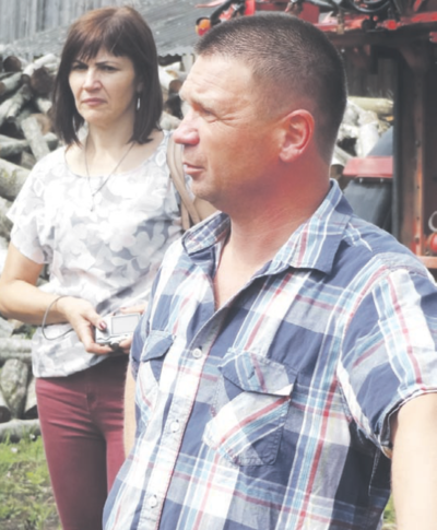 D. Žvirblys ūkininkauja dviejose savivaldybėse