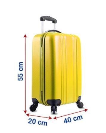 10kg REGISTRUOTAS BAGAŽAS – (angl. 10kg CHECK-IN BAG)