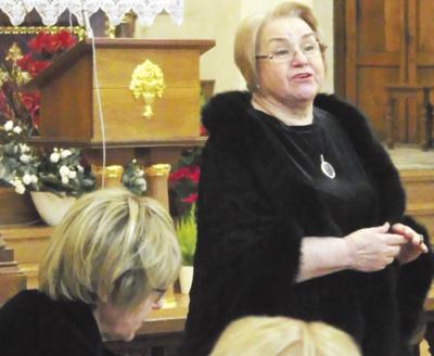 Po katedros skliautais skambėjo ir operos primadonos Irenos Milkevičiūtės balsas.