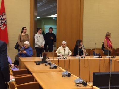 Mes Konstitucijos salėje