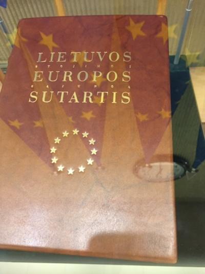 Lietuvos - Europos sutartis